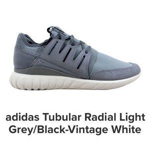 Adidas Tubular Radial Grey